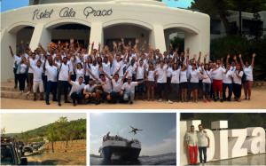 Dixième séminaire à Ibiza