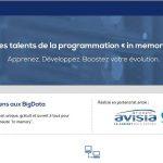 AVISIA lance son MOOC les talents de la programmation