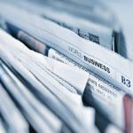 Certaines actualités de la société font l'objet d'articles publiés dans le journal