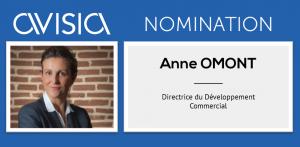 AVISIA - Nomination Anne OMONT
